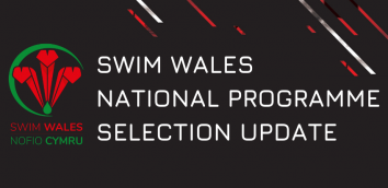Swim Wales National Programme Selection Update