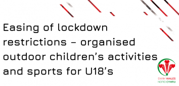 Easing of lockdown restrictions – organised outdoor children's activities and sports for U18's