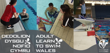 Swim Wales is extremely excited to be launching the Adult Learn to Swim Wales framework
