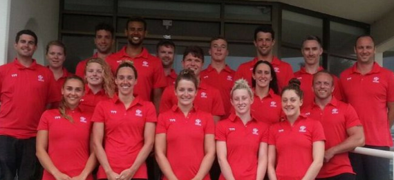 National Swimming Squad