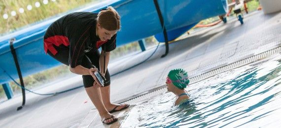 Swimming  Coaching, Teaching & Volunteering